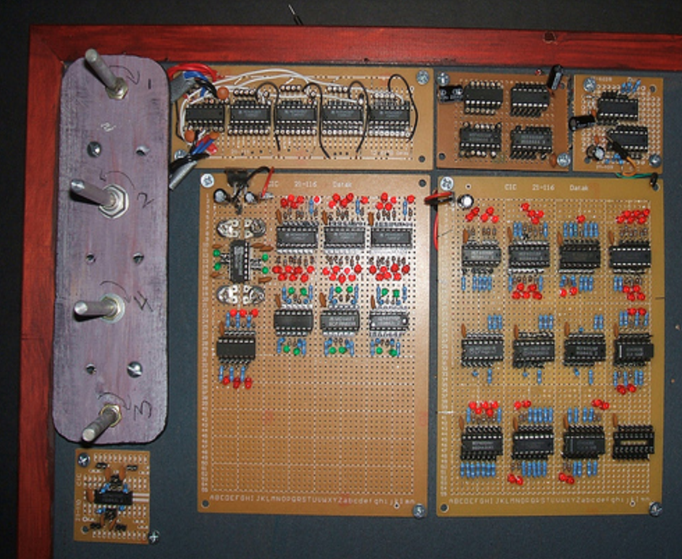 An example of a Lunetta Synth