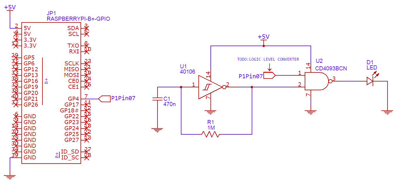 Gated Oscillator Schematic Revision 2